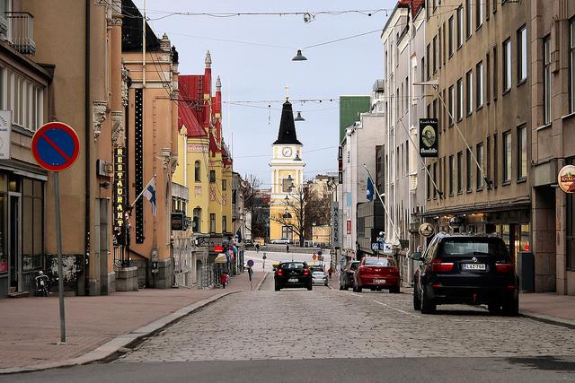 viajar a finlandia verano