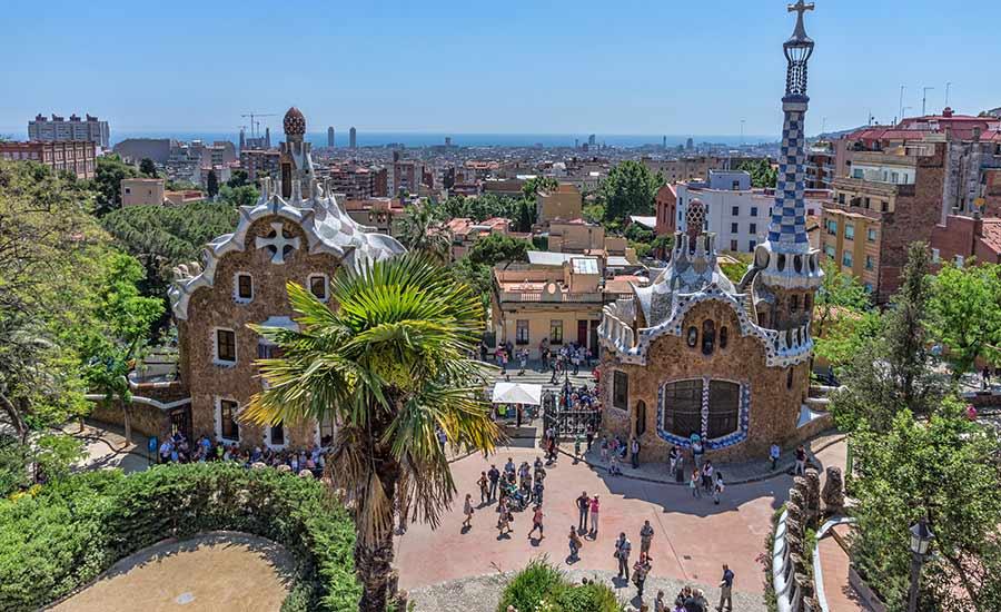 Viajes por el Mediterráneo: Cataluña y Barcelona