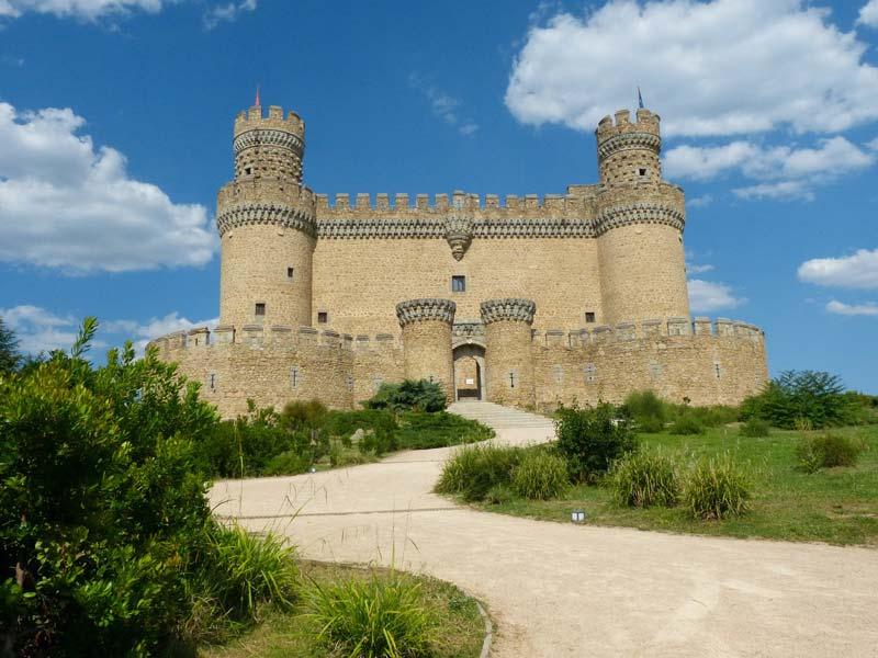 Sitios para visitar cerca de Madrid 1