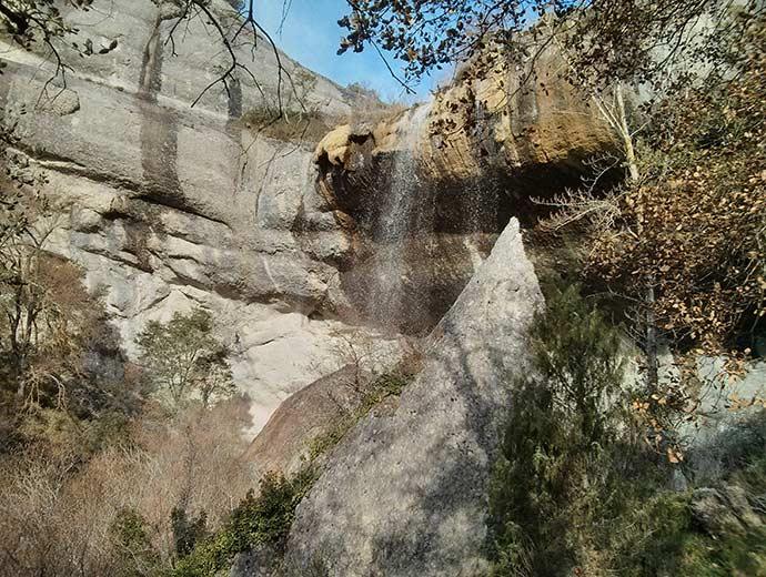 cascadas en burgos