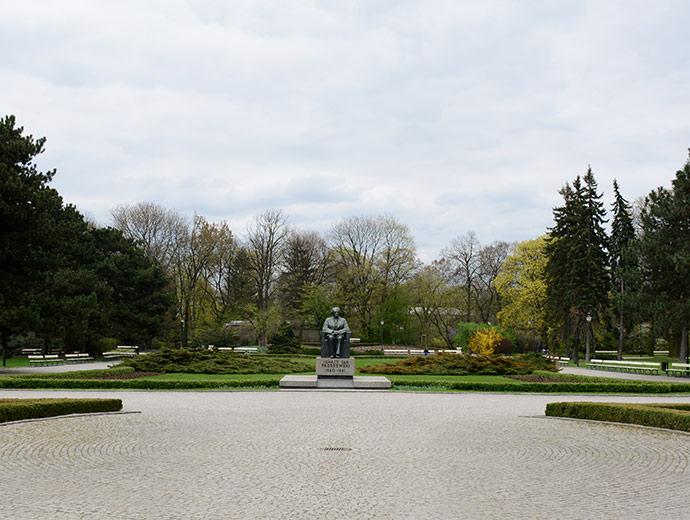 ujazdow-park
