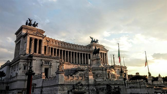 Monumento Vittorio Emmanuele