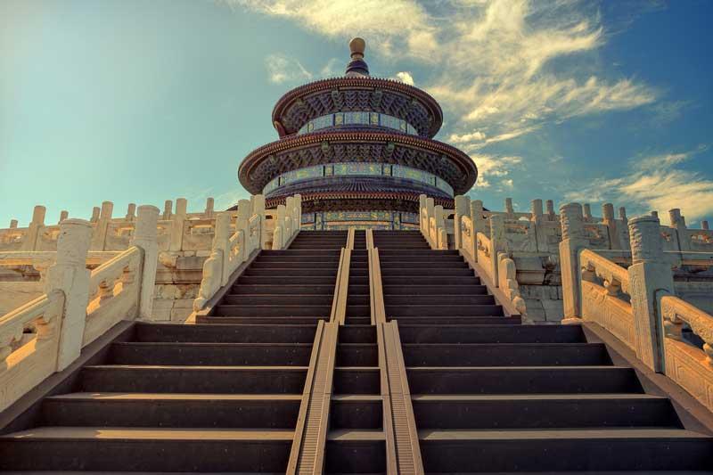 vacaciones de agosto en China