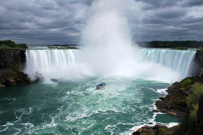 dónde viajar en Agosto a Canadá