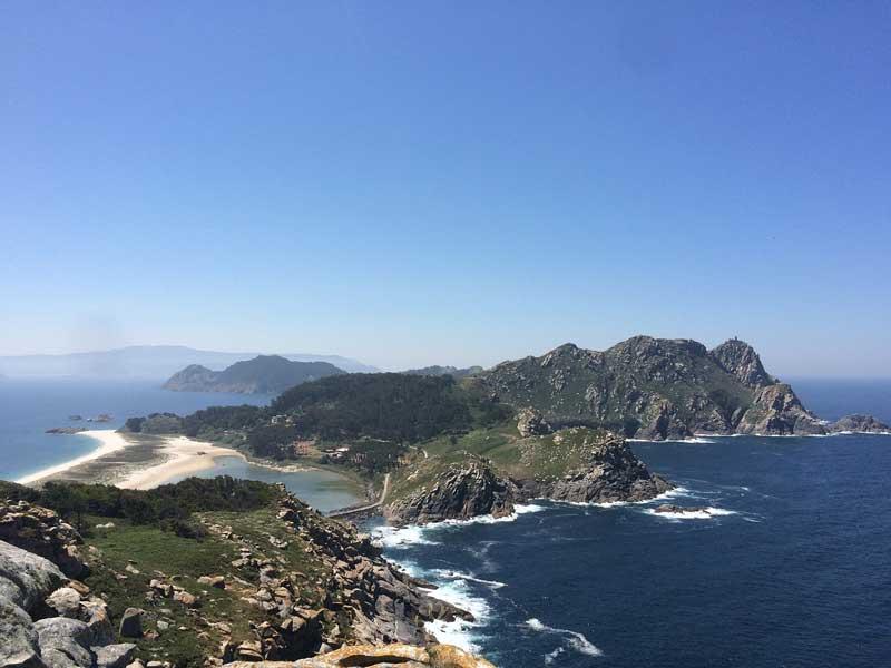 dónde viajar en Agosto Islas Cíes