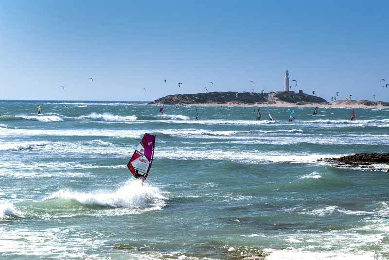 Pueblos con playa de Cádiz