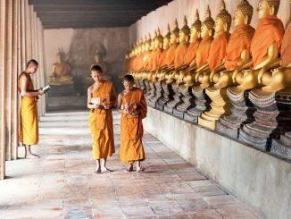 que visitar en Tailandia