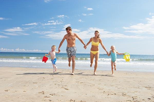 Destinos de Europa para Viajar con niños en verano