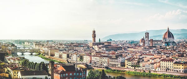 Florencia y La Toscana