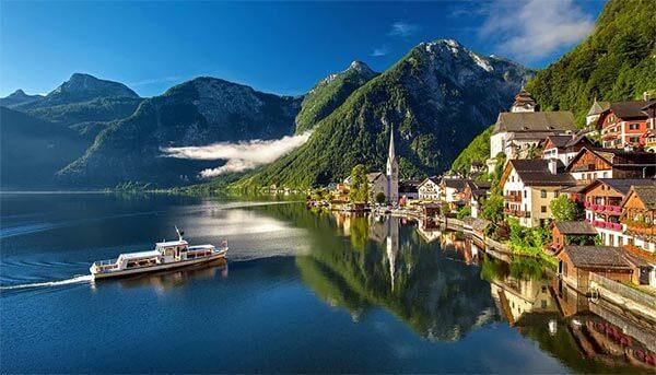 vacaciones en verano en Europa