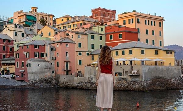 Vacaciones de verano en Italia
