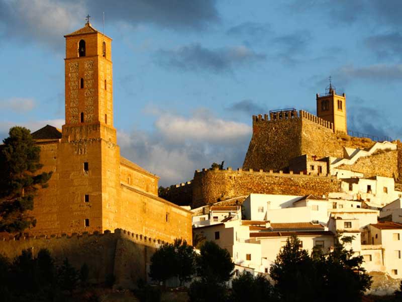 pueblos Almería