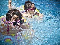Vacaciones de verano con niños