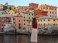 Vacaciones en verano en Italia